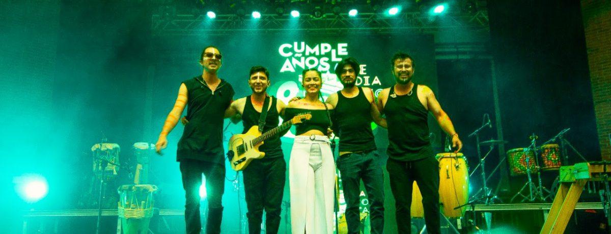 Phonoclórica   Phonoclóricaes el nuevo sonido de la música electropical colombiana. Con los tambores, la marimba de chonta y el beat electrónico se renuevan en su más reciente producción […]