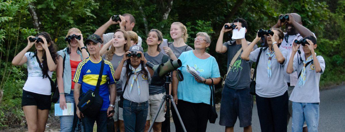 Grupos de diferentes partes del mundo vienen a Colombia para observar nuestras aves.   Con 1.335 especies observadas este 9 de octubre, el país volvió a estar por encima […]