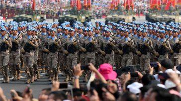 La milicia de China hace parte de las tropas de paz de la ONU     Gerney Ríos González La «diplomacia militar China» hace valer su historia, incluye […]