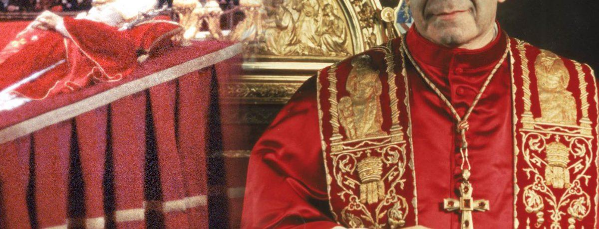 Papa Juan Pablo I    El Papa Francisco autorizó este 13 de octubre a la Congregación para las Causas de los Santos a promulgar el decreto que reconozca […]